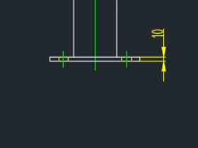 封头上垫板的画法--采用solidworks