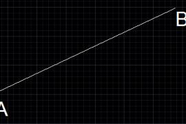 参照旋转图形--AutoCAD使用技巧