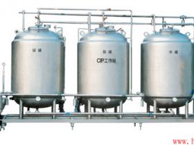 什么是CIP清洗,CIP清洗系统该如何设计?