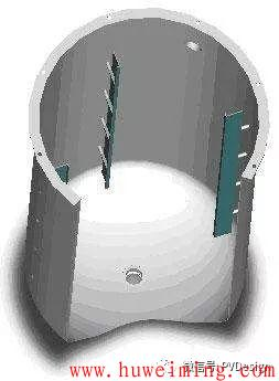 搅拌设备中挡板厚度计算第1张-胡伟明