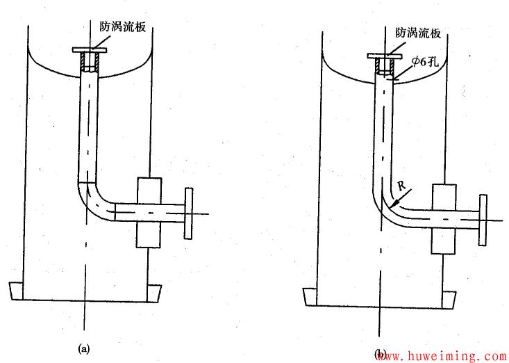 塔器底部防涡流结构.png